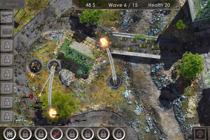 Defense Zone 3 HD Game Review-Android