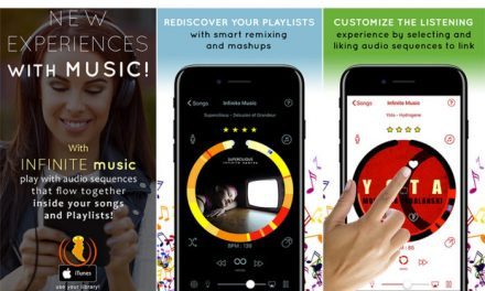 INFINITE MUSIC- MATCH THE MUSIC WITH YOUR ACTIVITY!