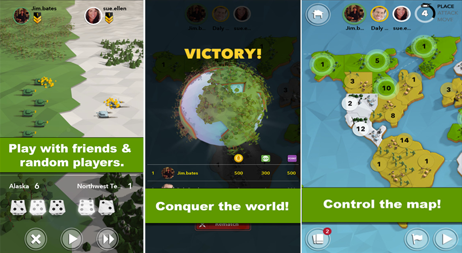 Attack Your Friends! – iPhone App Review