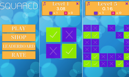 A Review of Squared-A Game of Speed
