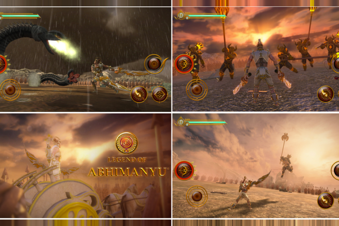 LoA- LEGEND OF ABHIMANYU- AN ACTION-ADVENTURE GAME!