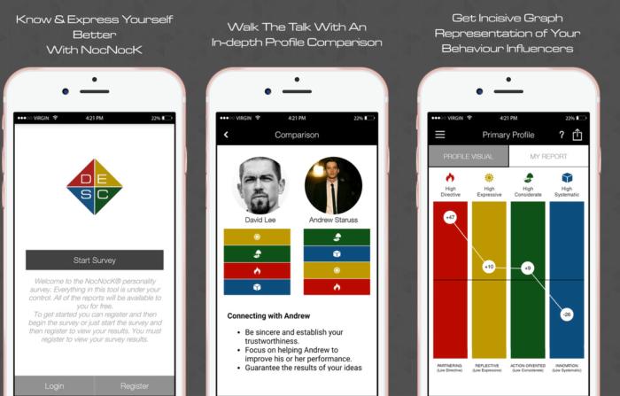 NocNock: iOS App Review