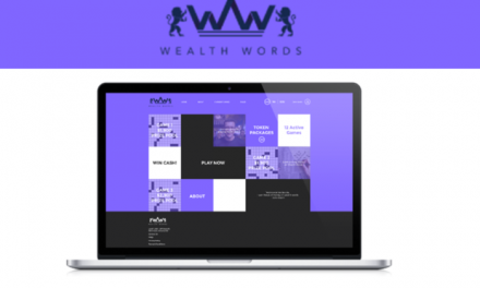 Wealthwords- Webapp review