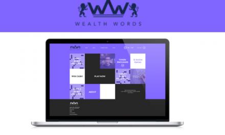 Wealthwords- Webapp review