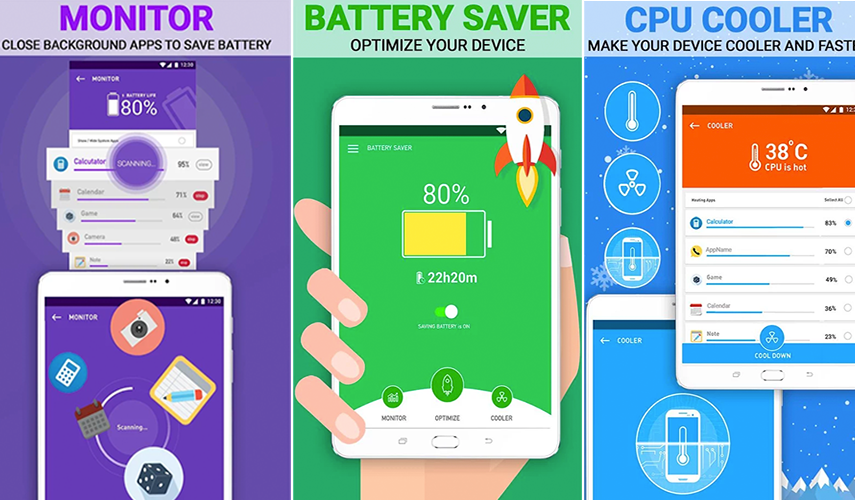 SUDO BATTERY: BATTERY SAVER & QUICK CHARGER- SAY NO TO LOW BATTERY!