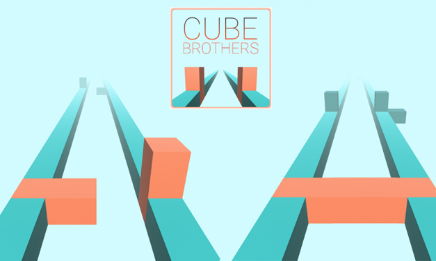 CUBE BROTHERS- A BROTHERS' SPIRIT GAME!