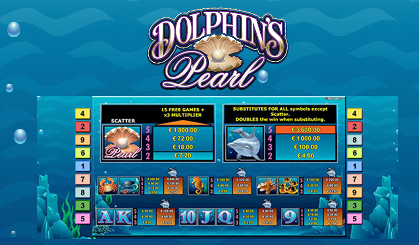 DOLPHIN'S PEARL CLASSIC- THE BEST GAME ONLINE!