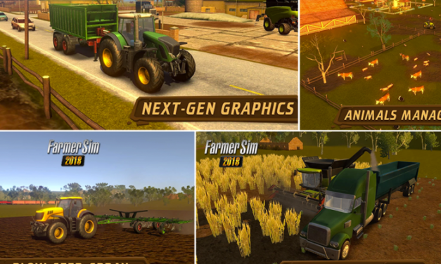 FARMER SIM 2018- ENJOY THE REAL FARMING EXPERIENCE!