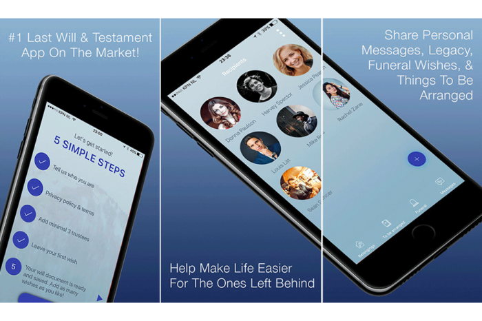 The After App- A Last Will and Testament App- is it Worthwhile?