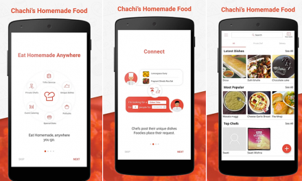 CHACHI'S HOMEMADE FOOD USA- DELICIOUS BITES DIRECTLY FROM HOME!