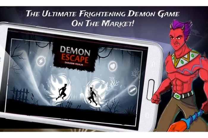 Demon Escape – iPhone App Review