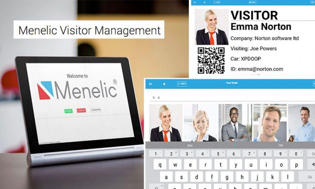 Menelic – Finally! Relief from Large Manual Record logs Of Visitors
