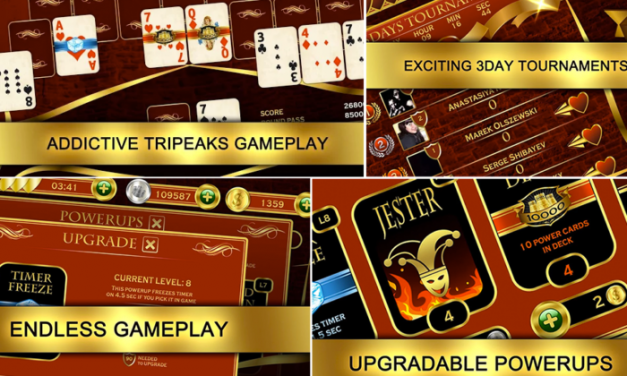 Towers Tripeaks: Classic Pyramid – Best Card Game