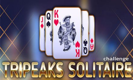 TriPeaks Solitaire Challenge Game Review