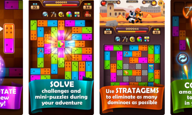 Review: Travel the world and discover valuable dominoes with Pandamino