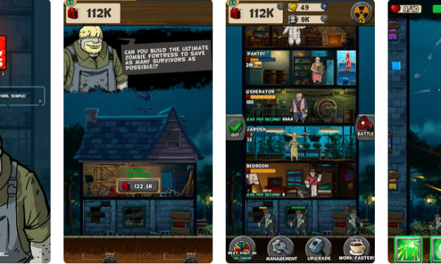 Download the Final Fortress – Idle Survival Game to Get Your Walking Dead Fix By: Erin Konrad