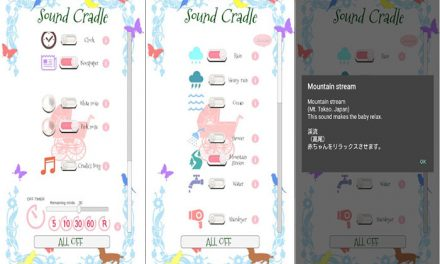 Sound Cradle :Baby Sleep Sound