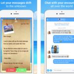 BOTTLED APP REVIEW – MESSAGE IN A BOTTLE!