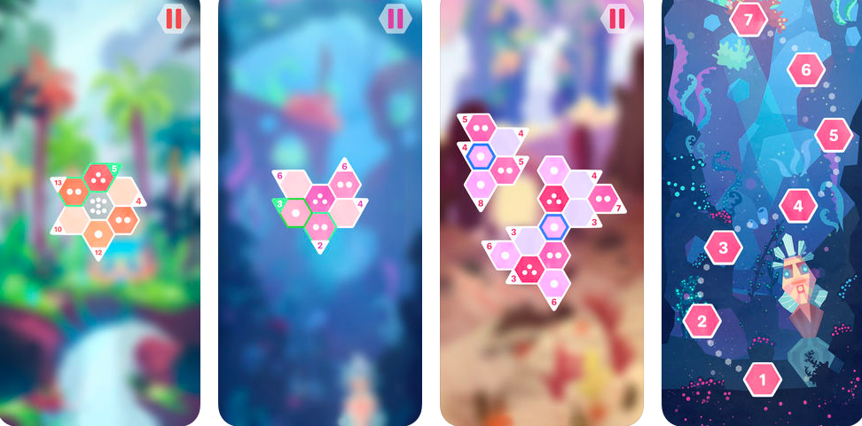 MythicOwl releases Hexologic, a Sudoku-like puzzle game with a twist