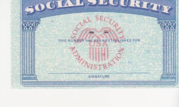 4 Benefits to getting a new social security card