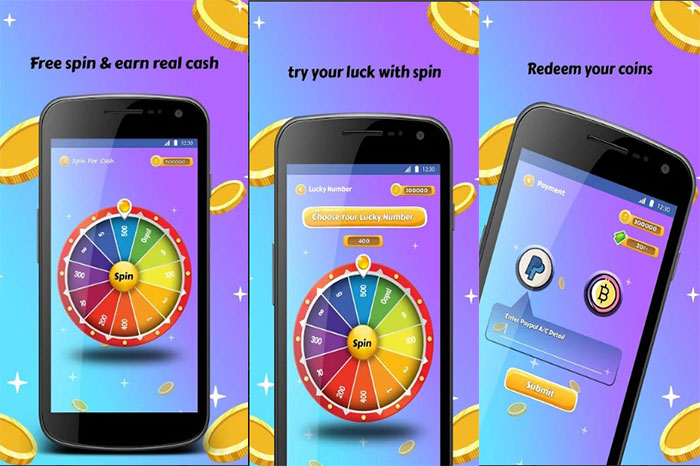 Spin Cash – Win real money