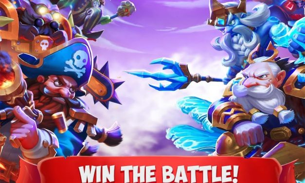 Assemble your strongest team of champions & go to war in this idle action RPG!