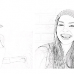 To get sketch drawing in an easy way Pencil Photo Sketch is the best app