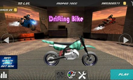Drifting Bike