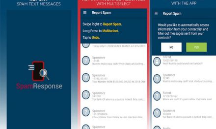 A Review of the SpamResponse Android Application