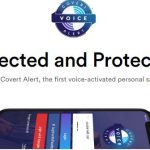 Covert Alert – Voice activated Safety Alert app