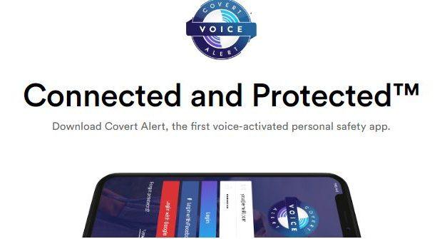 Covert Alert – Voice activated Safety Alert app