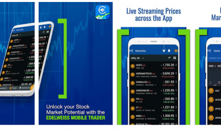 Edelweiss Live Trading App – The Share Market Is Now In Your Pockets.