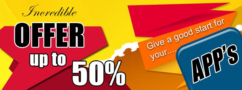 Apps 400 Promotion Offer