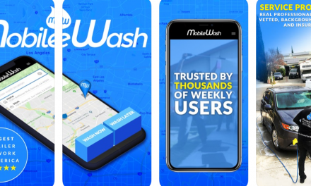 MOBILE WASH- GET THE BEST HOME SERVICE!