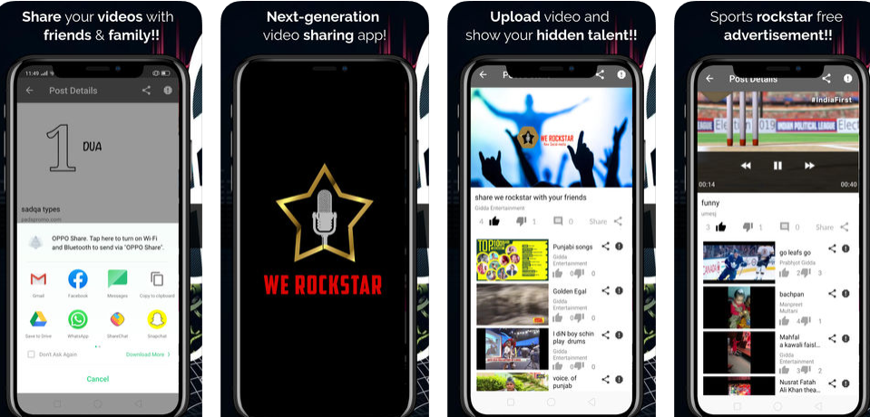 One Platform To Watch And Share!