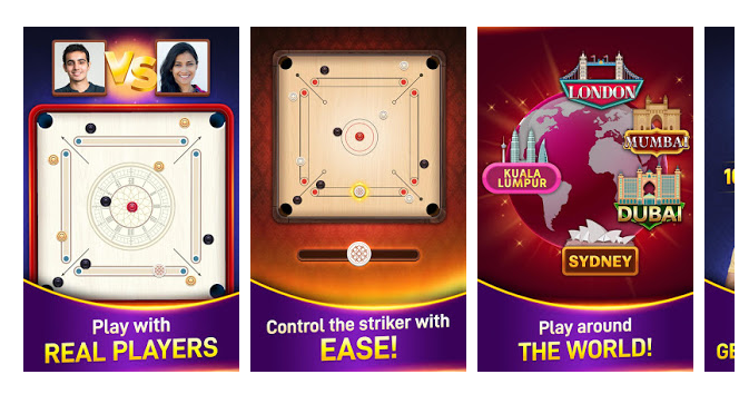 Carrom Stars: The Online Avatar of Your Favorite Childhood Game