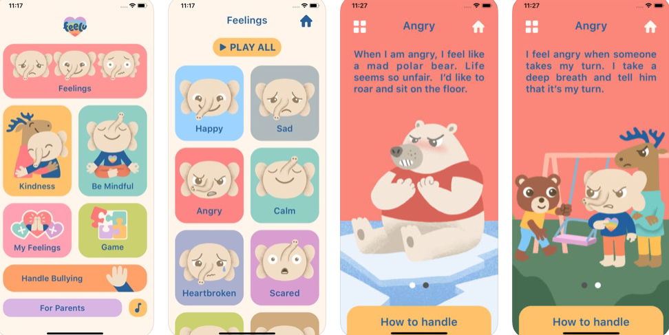 Make your child mentally strong with Feelu