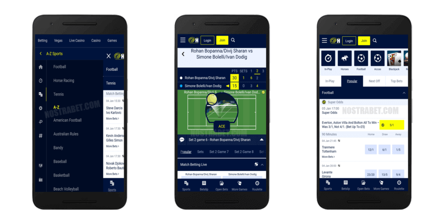Top 5 William Hill Mobile App Tricks