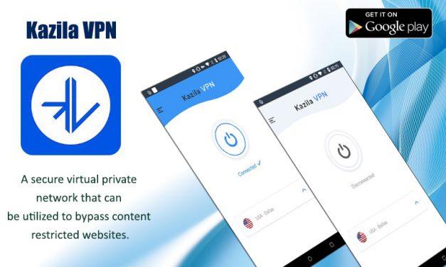 Kazila VPN