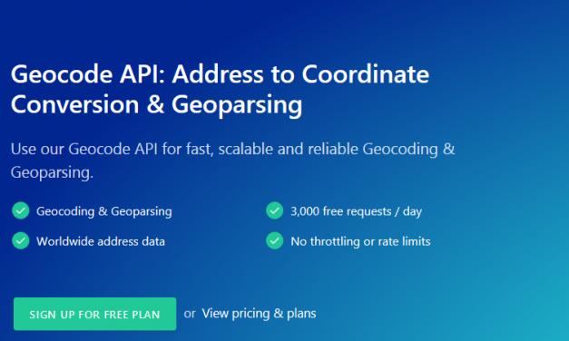 GEOCODE API REVIEW
