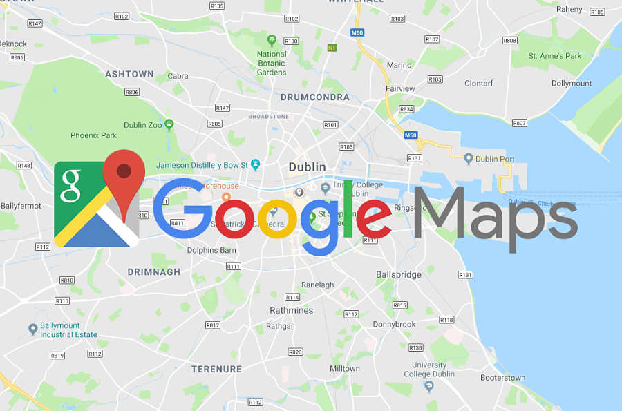 How to Use Google Maps to Get Ahead