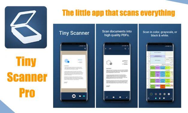 Tiny Scanner Pro