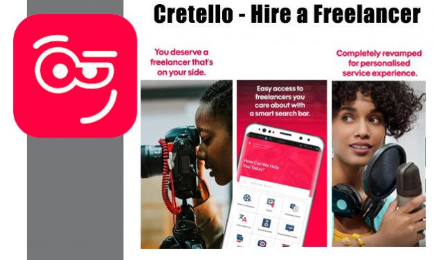 Cretello – Hire a Freelancer