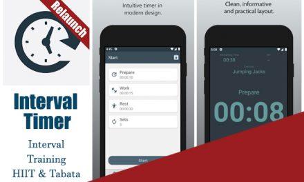 Interval Timer – Interval Training HIIT & Tabata