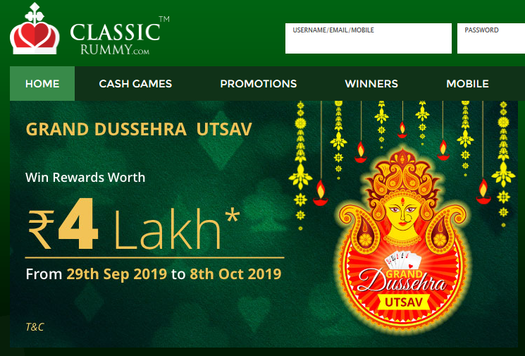 Classic Rummy – Grab This Online Rummy Game and Start Earning Money