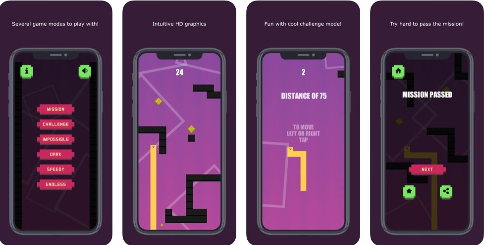 Snakey – The Modern Version of Our Favorite Childhood Snake Game