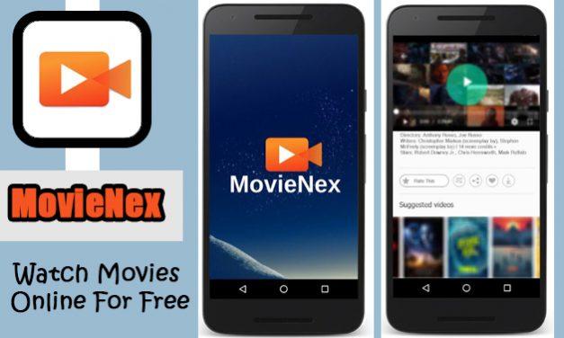 MovieNex – Watch Movies Online For Free
