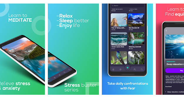 Relax Your Mind and Body With The New Companion – Mindtastik/MT app