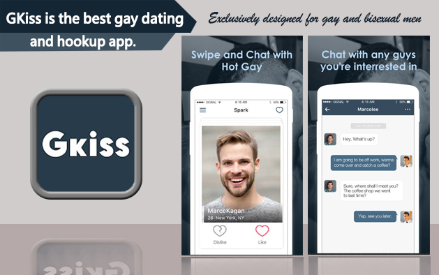 GKiss: Gay Dating & Chat