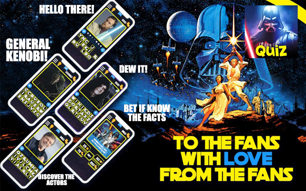 Quiz for SW – Fan Trivia